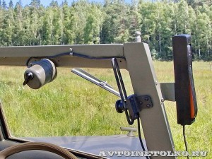 Джип Kurogane Type 95 на слете Моторы Войны 2014 - 19