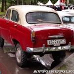 Москвич 410 на Ретро-Фесте в Сокольниках 2014 - 1