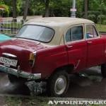 Москвич 410 на Ретро-Фесте в Сокольниках 2014 - 2