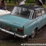 Москвич 412П на Ретро-Фесте в Сокольниках 2014 - 1