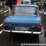 Москвич 412 на Ретро-Фесте в Сокольниках 2014 - 2