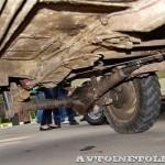 Москвич 410 на Ретро-Фесте в Сокольниках 2014 - 5