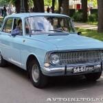 ИЖ 412 на Ретро-Фесте в Сокольниках 2014 - 1