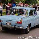 ИЖ 412 на Ретро-Фесте в Сокольниках 2014 - 2