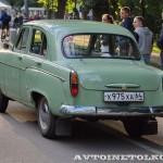 Москвич 407 на Ретро-Фесте в Сокольниках 2014 - 1