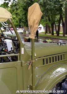 Радиостанция Р-104АМ на шасси УАЗ-69 на Ретро-Фесте в Сокольниках 2014 - 1