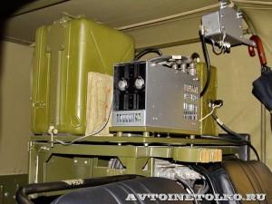 Радиостанция Р-104АМ на шасси УАЗ-69 на Ретро-Фесте в Сокольниках 2014 - 11