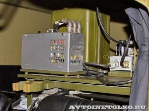Радиостанция Р-104АМ на шасси УАЗ-69 на Ретро-Фесте в Сокольниках 2014 - 12