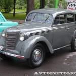 Москвич 401 на Ретро-Фесте в Сокольниках 2014 - 4
