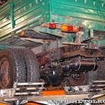 ЗиЛ 432930 с модернизированной ходовой частью на стенде Шенк завод ЗиЛ май 2013 - 2