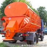 Комбинированная дорожная машина МДК 4329В СААЗ завод ЗиЛ май 2013 - 2