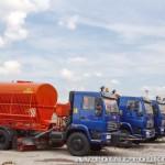 Комбинированная дорожная машина МДК 4329В СААЗ завод ЗиЛ май 2013 - 3