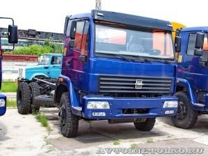 шасси ЗиЛ 4329В3 завод ЗиЛ май 2013 - 1