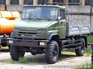 опытный ЗиЛ 43274Н завод ЗиЛ май 2013 - 2