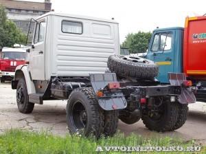 седельный тягач ЗиЛ 433362 завод ЗиЛ май 2013 - 1