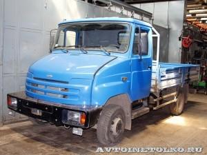 опытный ЗиЛ 4362 завод ЗиЛ май 2013 - 1