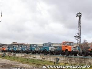завод ЗиЛ май 2013 - 1