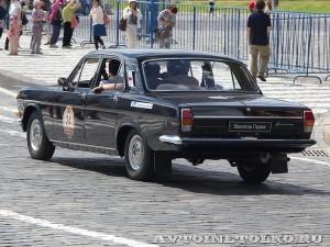 1986 ГАЗ-24-24 Антон Федосов и Виталий Цапко, Подольск на ГУМ Авторалли Gorkyclassic-2014 - 2