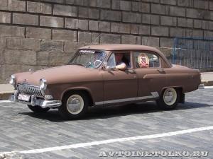 1959 ГАЗ-21И Волга Владимир Назаров, Ленинград на ГУМ Авторалли Gorkyclassic-2014 - 1