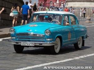 1965 ГАЗ-21С Волга Андрей Гавшин, Ленинград на ГУМ Авторалли Gorkyclassic-2014 - 1