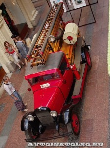 ПМГ-1 на выставке Gorkyclassic в ГУМе 2014 - 8622