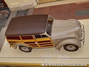 Москвич-401-422 на выставке Gorkyclassic в ГУМе 2014 - 8630