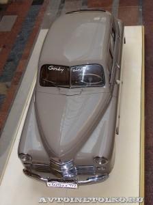 ГАЗ-М20 Победа на выставке Gorkyclassic в ГУМе 2014 - 8633