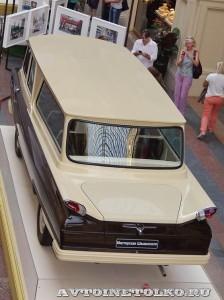 микроавтобус Старт на выставке Gorkyclassic в ГУМе 2014 - 8653