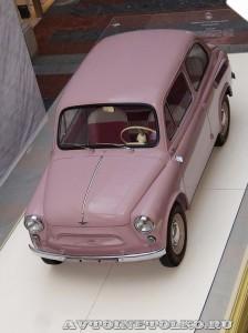 ЗАЗ-965 Запорожец на выставке Gorkyclassic в ГУМе 2014 - 8656