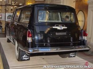 ГАЗ-22 Волга на выставке Gorkyclassic в ГУМе 2014 - 8686