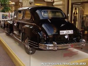 ЗиС-115 на выставке Gorkyclassic в ГУМе 2014 - 8729