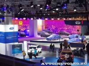 Московский Международный Автосалон ММАС 2014 - 8919