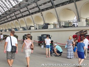 Выставка советских автомобилей на ВДНХ 2014 - 1