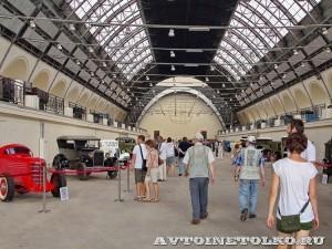 Выставка советских автомобилей на ВДНХ 2014 - 2