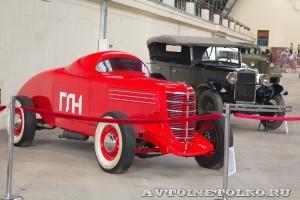 Выставка советских автомобилей на ВДНХ 2014 - 3