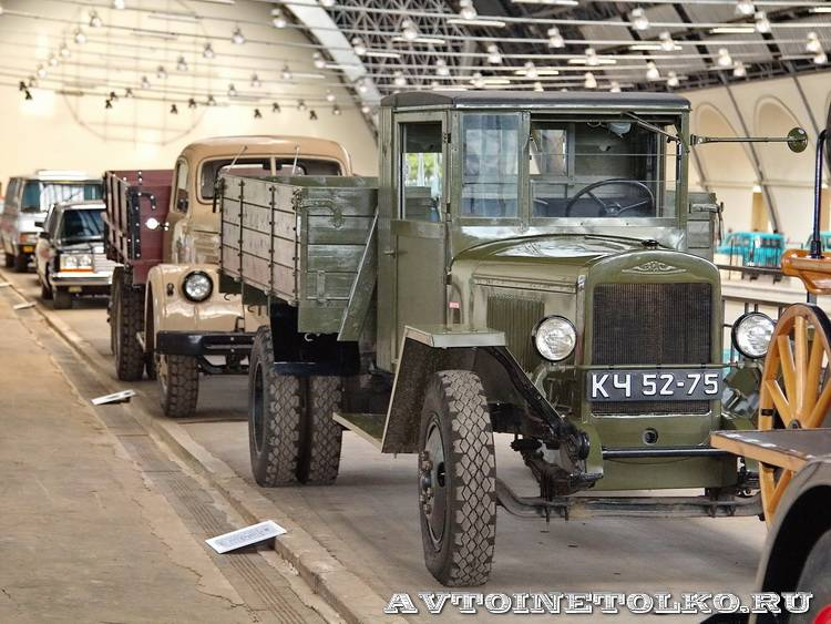 Выставка советских автомобилей на ВДНХ 2014 - 4