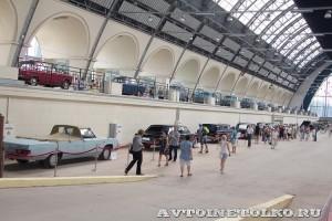 Выставка советских автомобилей на ВДНХ 2014 - 5