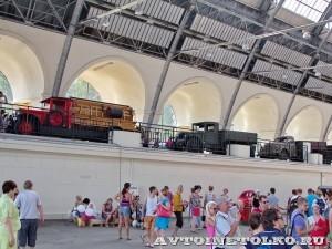 Выставка советских автомобилей на ВДНХ 2014 - 7