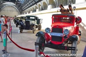 Выставка советских автомобилей на ВДНХ 2014 - 8