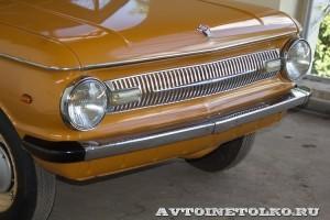 ЗАЗ 966 на выставке 90 лет советскому автопрому на ВДНХ - 4240