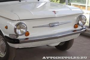 ЗАЗ 968А на выставке 90 лет советскому автопрому на ВДНХ - 4245