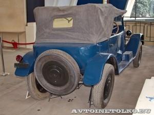 НАМИ-1 на выставке 90 лет советскому автопрому на ВДНХ - 4979