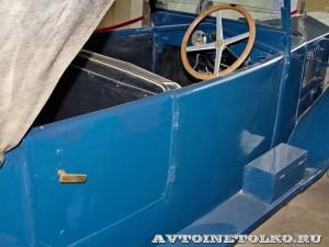 НАМИ-1 на выставке 90 лет советскому автопрому на ВДНХ - 4981