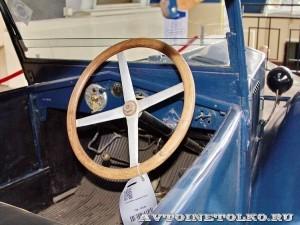 НАМИ-1 на выставке 90 лет советскому автопрому на ВДНХ - 4985