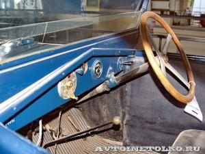 НАМИ-1 на выставке 90 лет советскому автопрому на ВДНХ - 4992