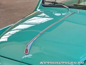 ЗАЗ 965 на выставке 90 лет советскому автопрому на ВДНХ - 4999