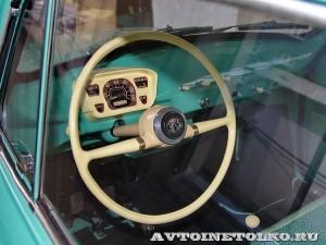 ЗАЗ 965 на выставке 90 лет советскому автопрому на ВДНХ - 5004