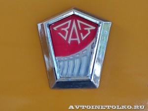 ЗАЗ 966 на выставке 90 лет советскому автопрому на ВДНХ - 5014