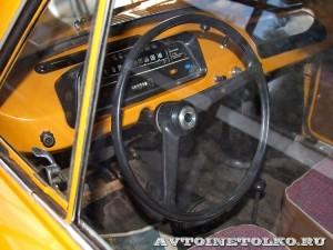 ЗАЗ 966 на выставке 90 лет советскому автопрому на ВДНХ - 5019