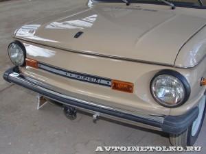 ЗАЗ 968М на выставке 90 лет советскому автопрому на ВДНХ - 5037